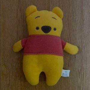 Winnie the Pooh rag doll